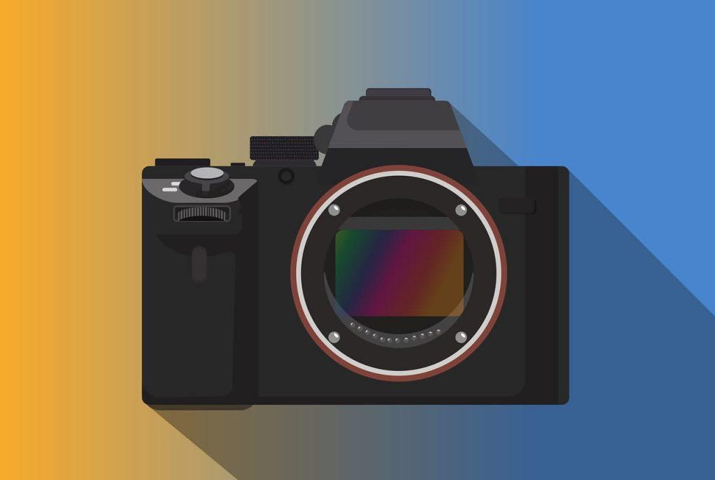 Capteur appareil photo numérique