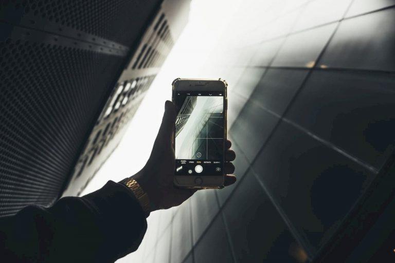 Prendre de belles photos avec un iPhone